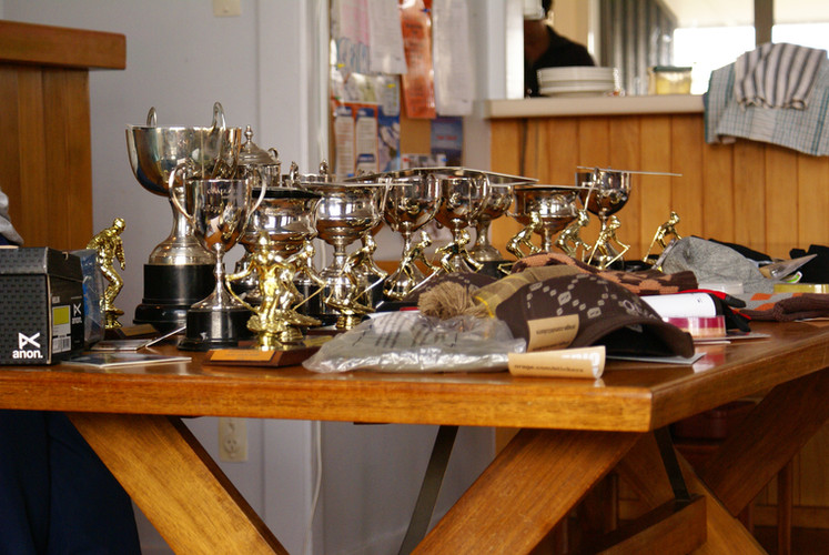 Awards Day Trophys