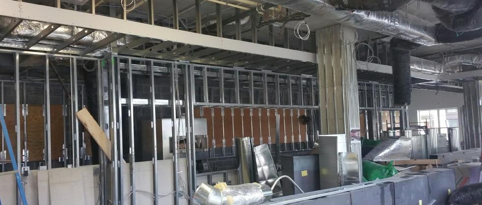 Structural Stud Framing