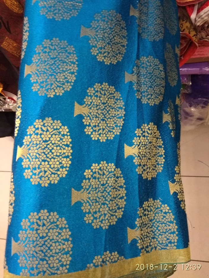 Banarsi Fabric MS07