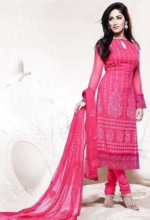 wonderful-pink-applique-work-churidar-su