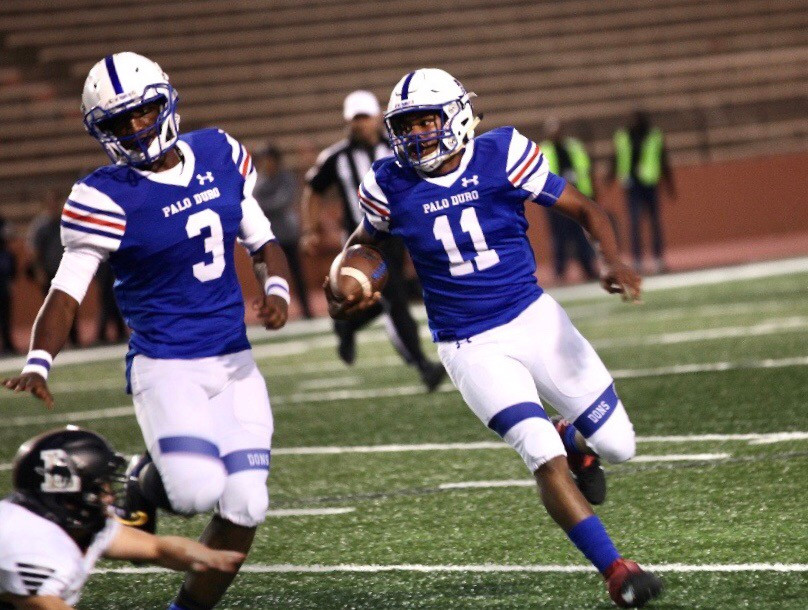 Big school roundup: Palo Duro claims district win; Canyon ...