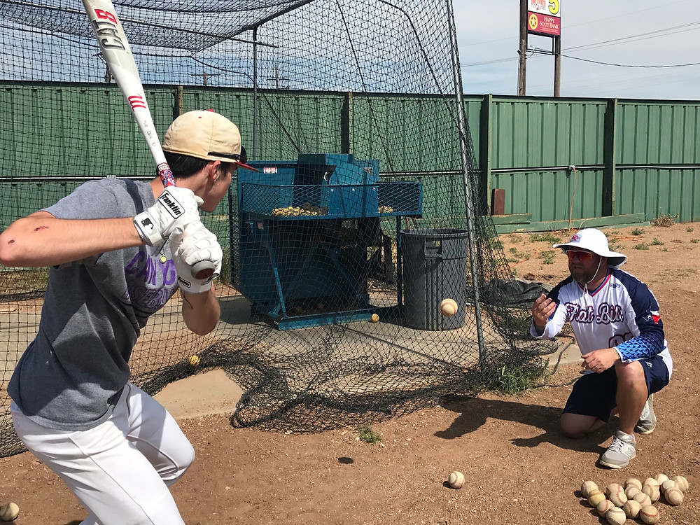 Flat Bill Baseball Becomes First Summer Sports Camp To Open In Amarillo