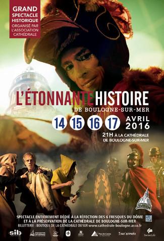 L'ETONNANTE HISTOIRE DE BOULOGNE SUR MER