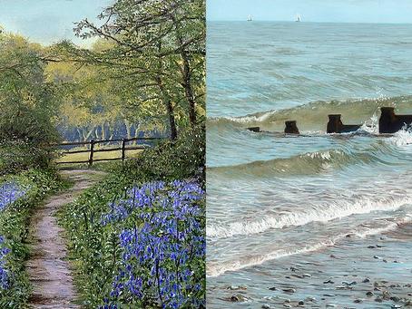 Rottingdean Heritage Gallery Features East Sussex Artist John Burgess