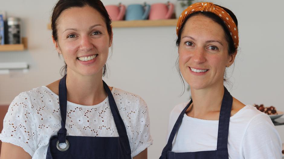 Who's behind the fantastic new 'Salt' cafe in Saltdean?
