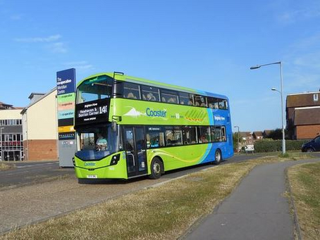 Help improve bus services for Peacehaven