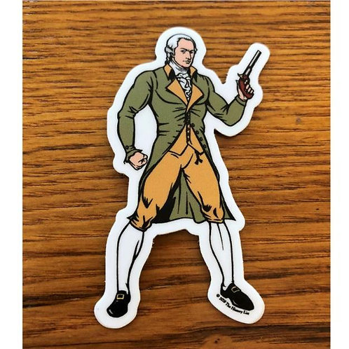 Sticker - Alexander Hamilton