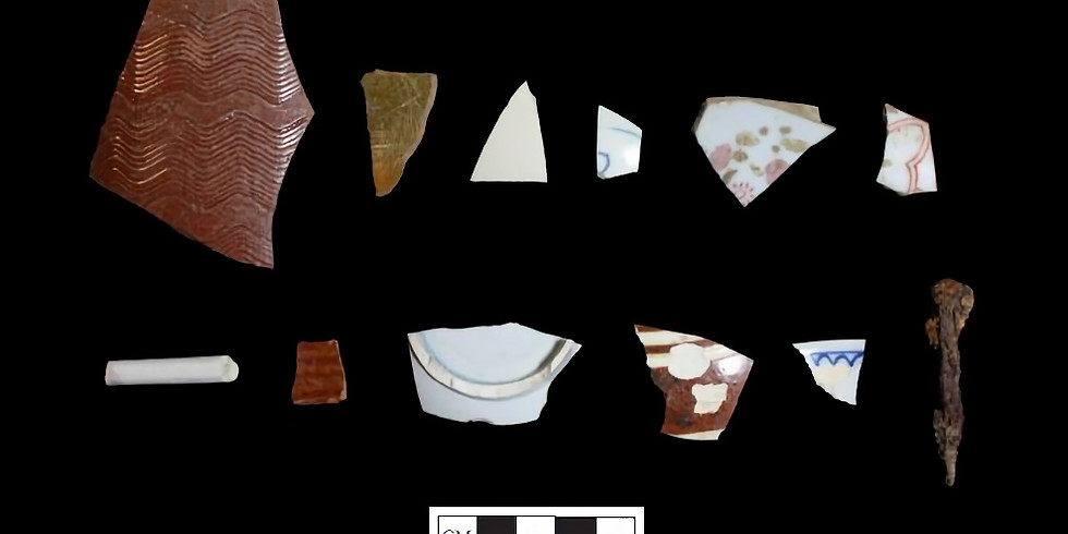 Lecture: Archeology 101 at the Dey Mansion