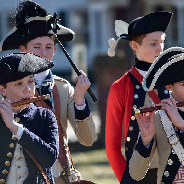 Washington's Encampment - Day 1