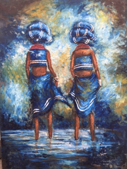 Swahilli Ladies