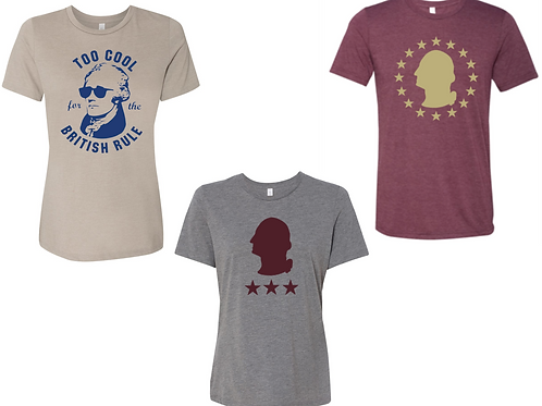 Dey Mansion Washington HQ Exclusive T-Shirts