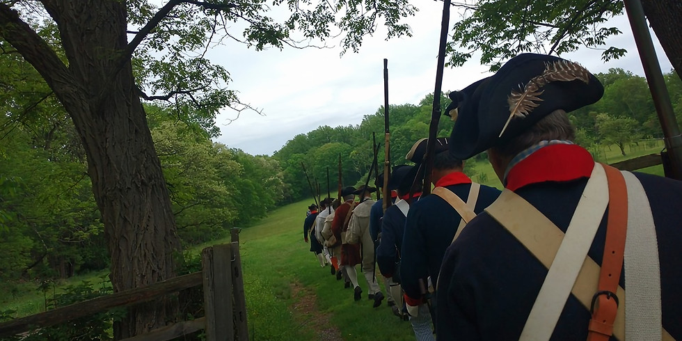 Lecture: Dey Mansion 'Diary'- General Orders, Communications, & Events During the Preakness Encampments