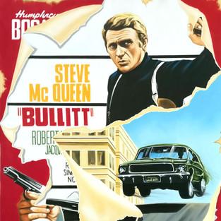 """Steve McQueen """"Bullitt"""""""