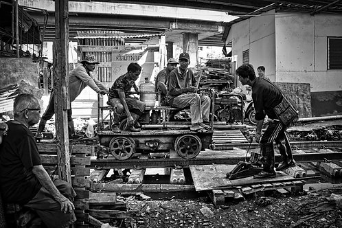 Slum Railway