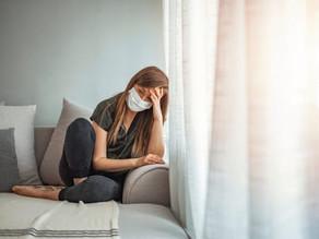 Por que os transtornos mentais são fatores de risco para COVID-19?