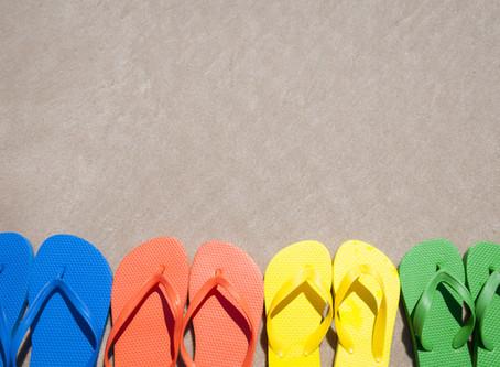 Flip-Flops: Cute Today. Pain Tomorrow?