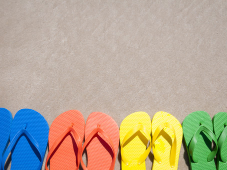 Flip-Flops: Cute Today. Pain Tomorrow?