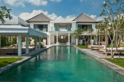 Villas and Hotel Construction