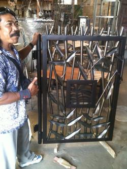 Metal Gates & Railings
