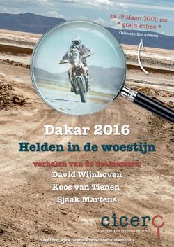 160319 Dakar