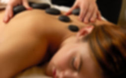 Hot Stone Massage at Soul Presence in Wingham