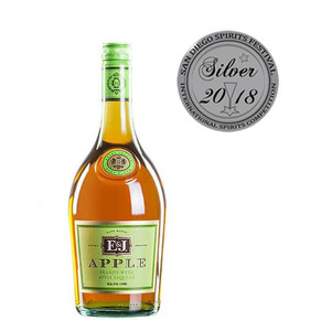 E & J Brandy Apple - SiILVER