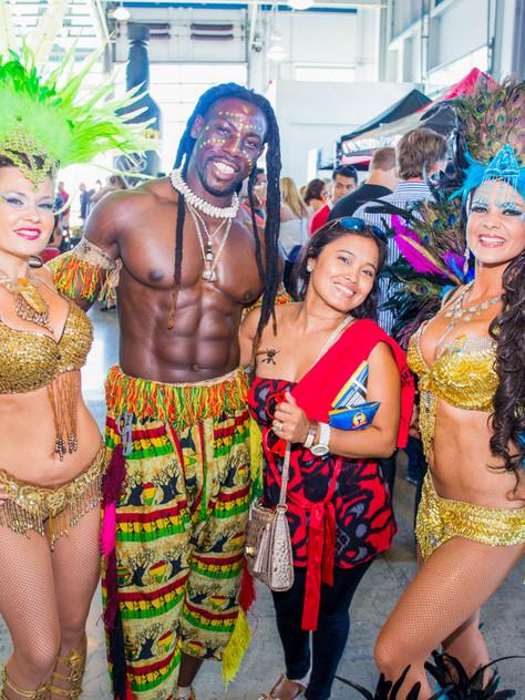 2014 San Diego Spirits Festival