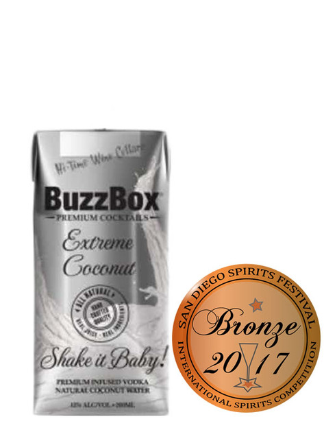 Buzz Box Coconut Cocktail