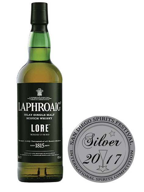 Laphroaig LORE Single Malt Scotch Whisky