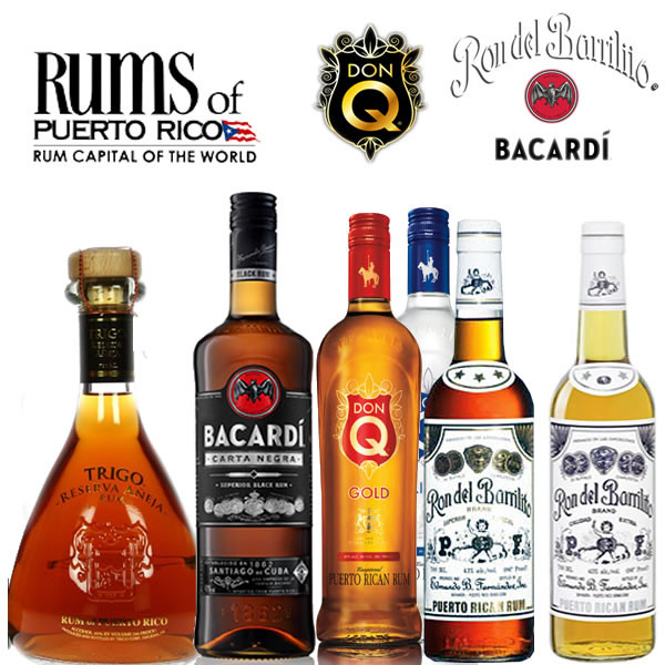 Rums of  Puerto Rico Silver Sponsor
