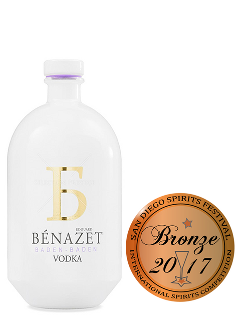 Benazet Blanc Vodka