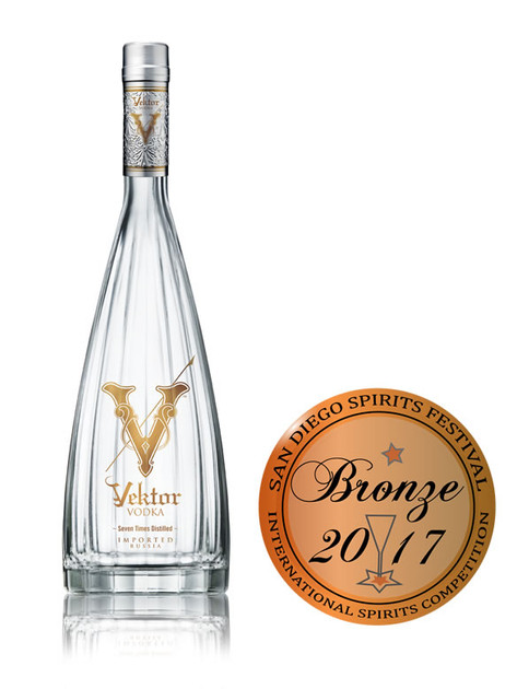 Native Spirits Vektor Vodka