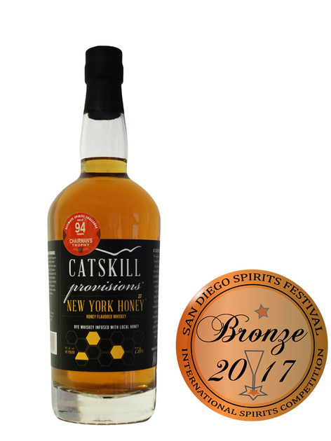 Catskill Provisions NY Honey Whiskey