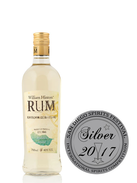 William Hinton Rum Agricole