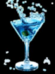 Martini Glass - Cheers