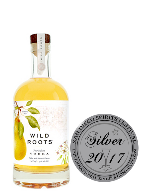 Northwest Natural Spirits Wild Root Pear Vodka