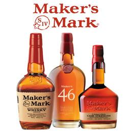 Makers Mark  46 Bourbon Whiskey - Gold Sponsor