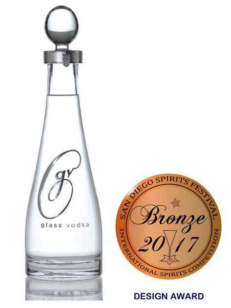 Glass Vodka