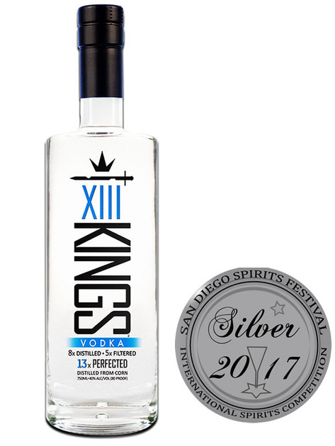 Southern Champion XIII Kings Vodka