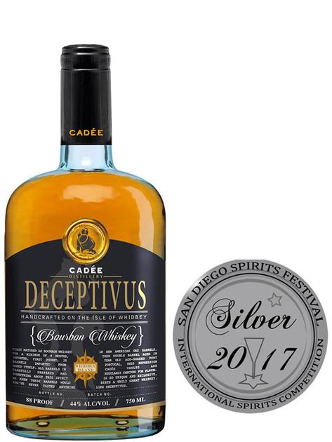 Cadee Distillery Deciptivus Bourbon Whiskey