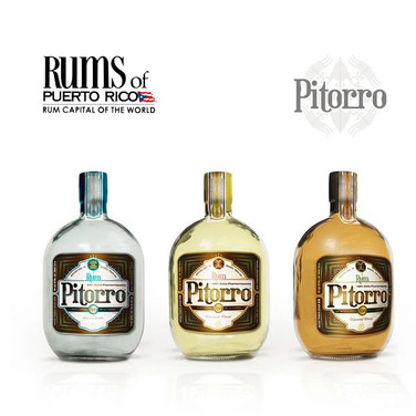 Pitorro Rums