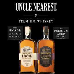Uncle Nearest Premium Whiskey - Silver Sponsor
