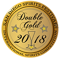 SDSF Double Gold Award 2018