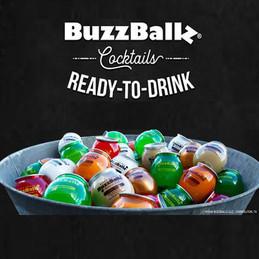 Buzz Ballz Cocktails - Gold Sponsor