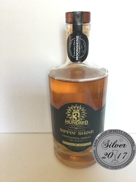 300 Days of Shine Centennial Wheat Moonshine