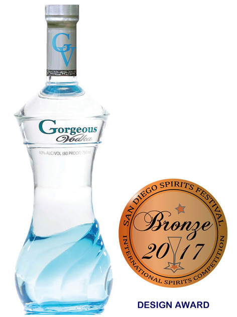 Gorgeous Vodka