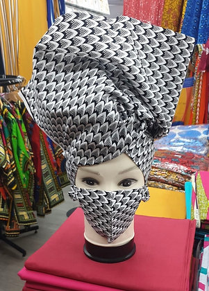 Scarf & Face Mask Set