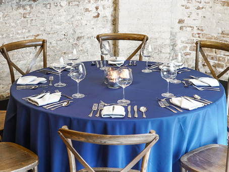 Hosting a Corporate Event at Poogan's Courtyard
