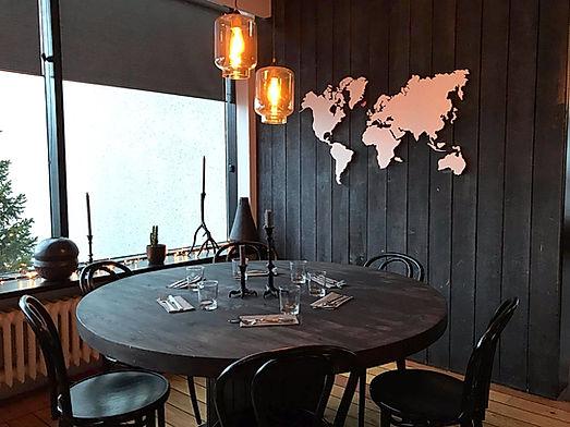 Mar restaurant marbar reykjavik elding