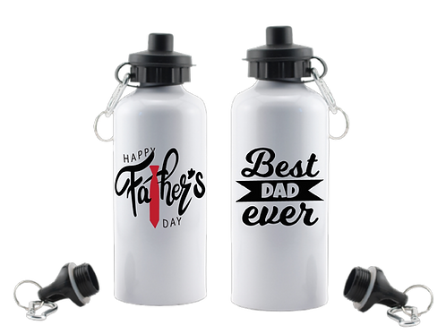 600 ml High Grade Stainless Steel Insulated Water Bottle - White